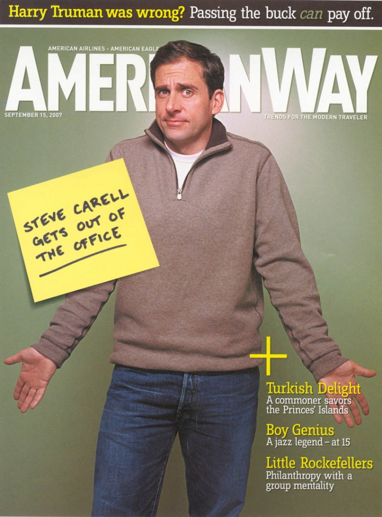 American Way Article about Matt Savage 2007