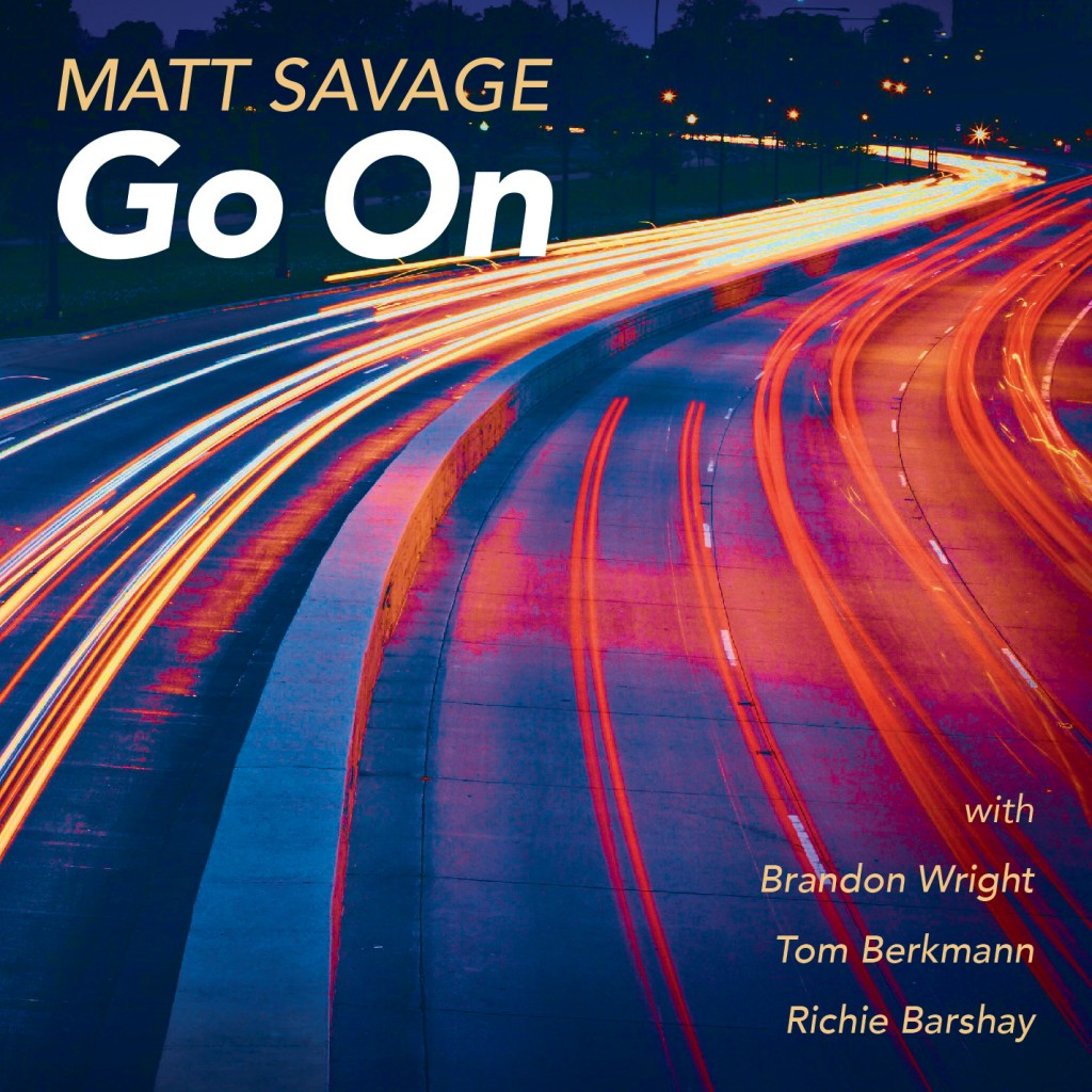 "Matt Savage - ""Go On"" art"