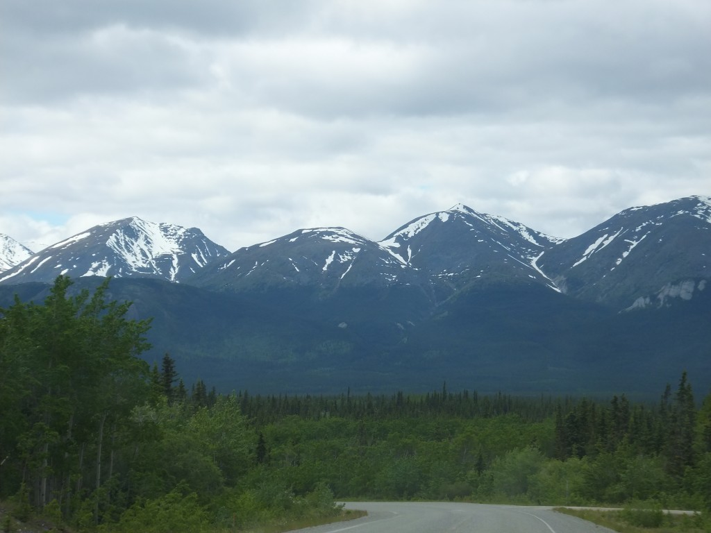 Yukon Mountains